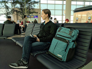 INTRODUCING: THE REED LAPTOP BACKPACK FOR WORK AND TRAVEL