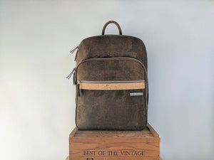 Introducing: The Corbett laptop backpack