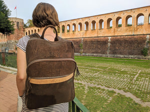 WHERE'S MY BAG: PISA, ITALY