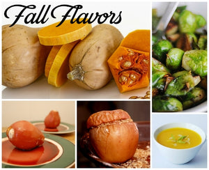 FALL FLAVORS: COOKING FOR THE SEASON