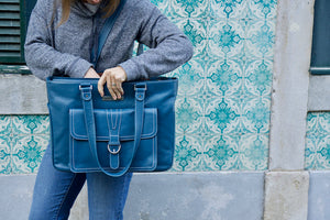 TEAL OUTFIT INSPIRATION (AND HANDBAGS)