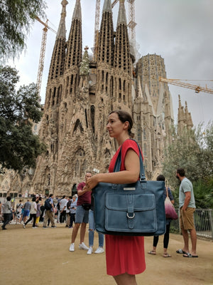 WHERE'S MY BAG: BARCELONA, SPAIN