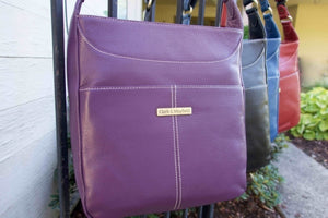 Morrison Leather Tablet Crossbody - New for Fall 2015