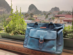 WHERE'S MY BAG: NINH BINH, VIETNAM