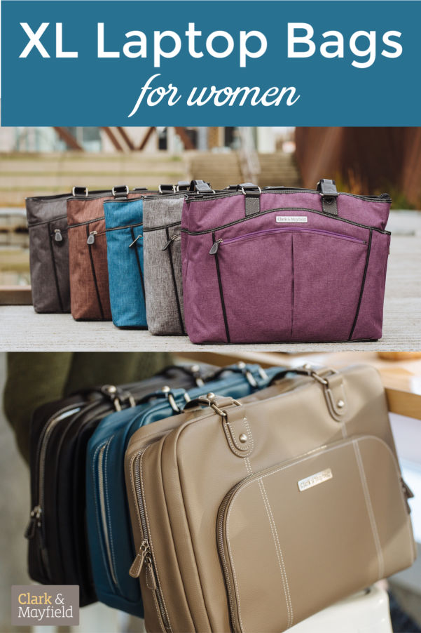 Stylish XL laptop bags for women
