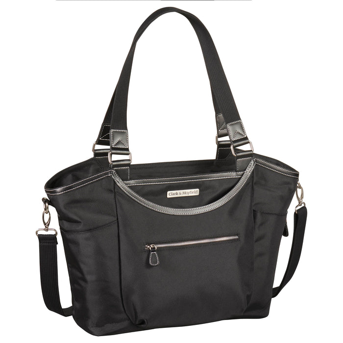 "18.4"" Bellevue Laptop Bag - Black"