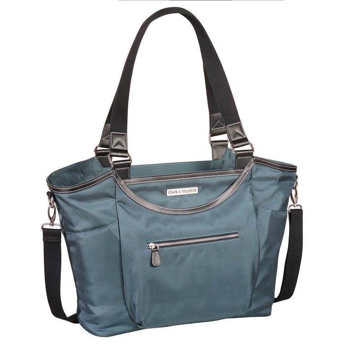 "18.4"" Bellevue Laptop Bag - Deep Teal"