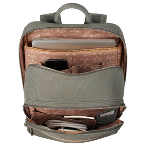 Corbett Cork Backpack 15 - Cocoa