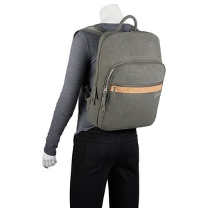 Corbett Cork Backpack 15 - Deep Sea Blue