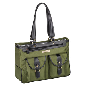 "18.4"" Marquam Metro XL Handbag - Pesto Green"