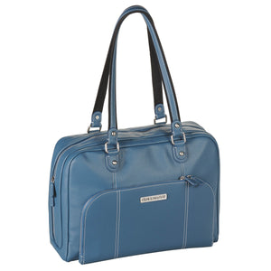 "15"" Morrison Laptop Handbag - Deep Teal"