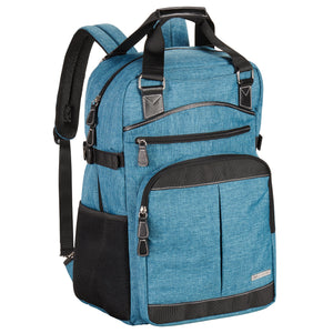 Reed Backpack 17 - Deep Teal