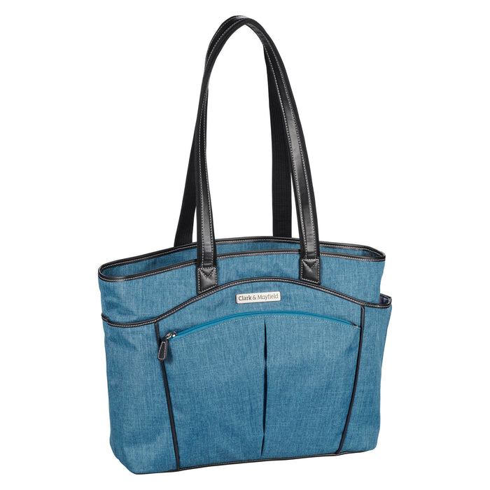 "15.6"" Reed Laptop Handbag - Deep Teal"