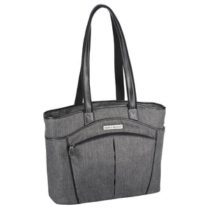 "15.6"" Reed Laptop Handbag - Charcoal"