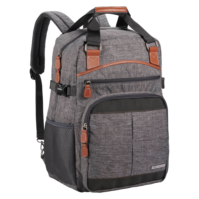 Reed Backpack 17 - Slate
