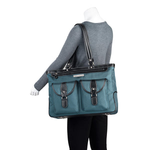 "18.4"" Marquam Metro XL Handbag - Deep Teal"