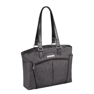 "17.3"" Reed Laptop Handbag - Black"