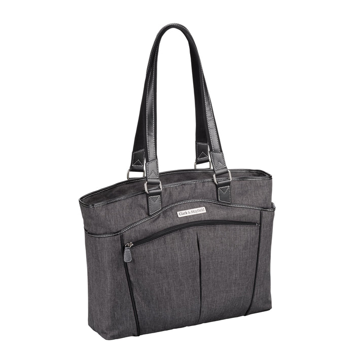 "17.3"" Reed Laptop Handbag - Charcoal"