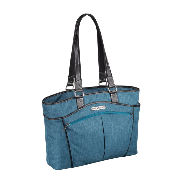 "17.3"" Reed Laptop Handbag - Deep Teal"