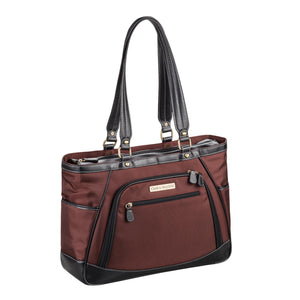 "15.6"" Sellwood Metro Handbag -  Bordeaux Brown"