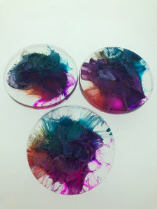 Resin & Ink Disc Primary 2