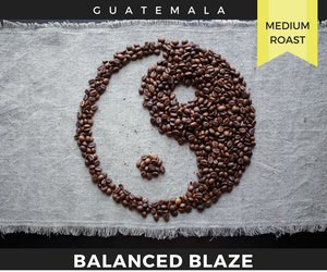 Balanced Blaze Guatemalan Coffee