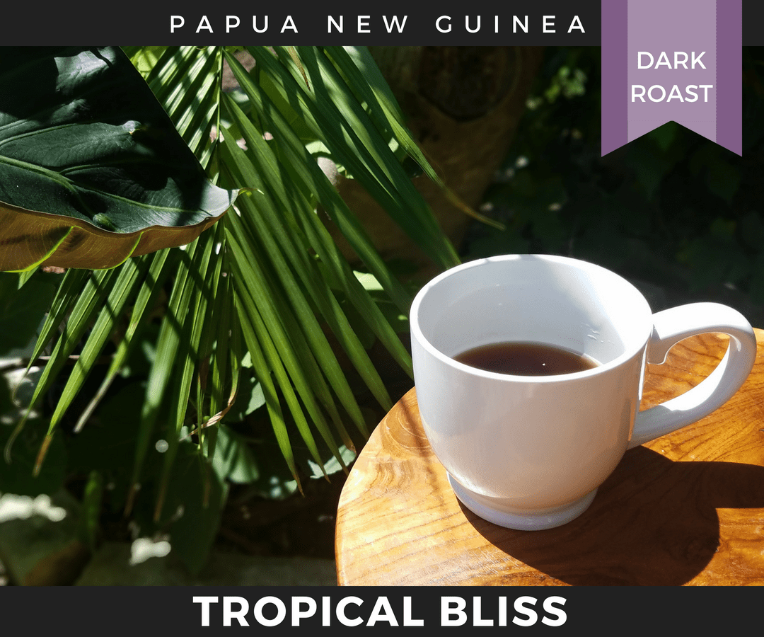 Tropical Bliss PNG Coffee