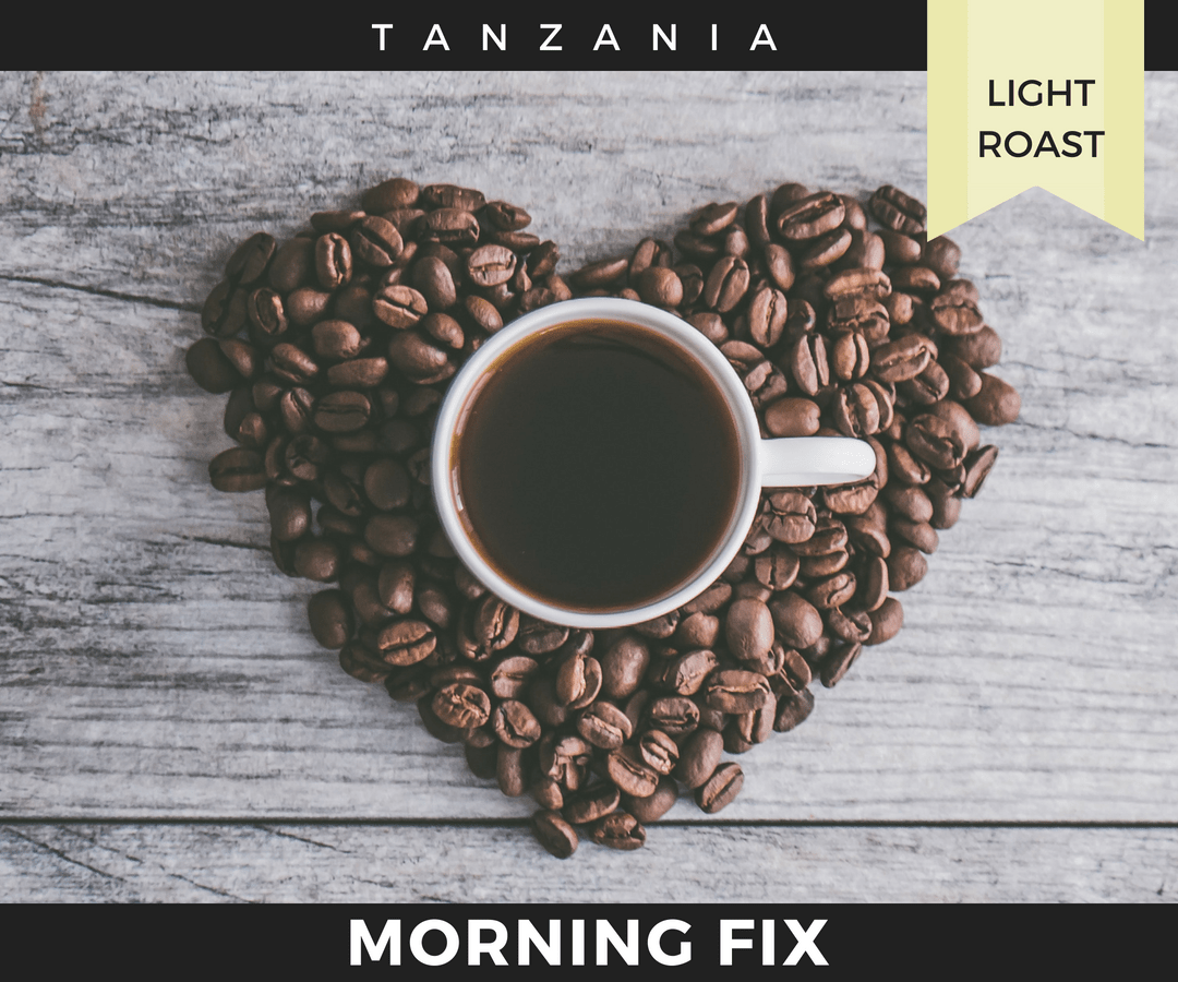 Morning Fix Tanzania Coffee