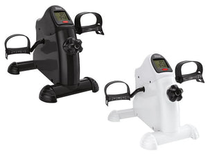 2in1 Arm- und Beintrainer Mini Bike Pedaltrainer Bewegungstraine Heimtrainer Trainer