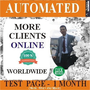 Automatic Marketing More Customers More Sales More Time Automated.