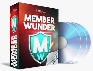 MEMBER WUNDER The best and easiest to create member area is from Germany