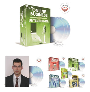 Online Business Marketing Kurs 100% - the BEST Geld verdienen im Online Internet