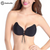 Seamless Strapless Silicone Push Up Bra
