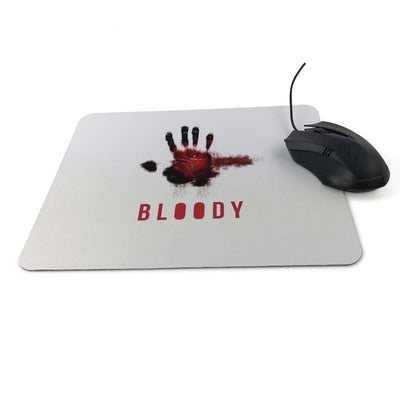 Bloody Horror Anti Slip Mouse Pad - GeniusSo - Genius Shopping Online