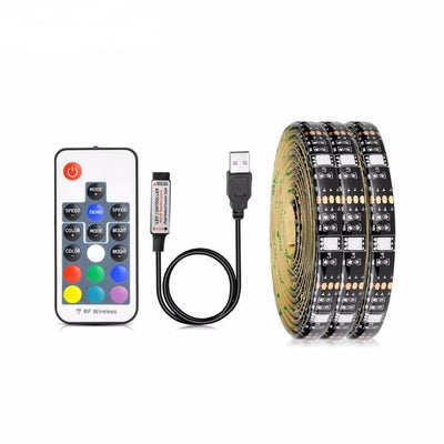 TV and Monitor Backlight RGB USB LED 5V Waterproof Strip