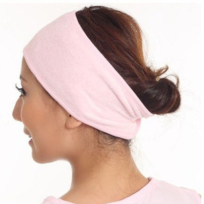 Adjustable Elastic Make Up Hair Band - GeniusSo