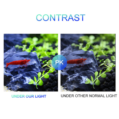 Super Slim LED Aquarium Light - GeniusSo