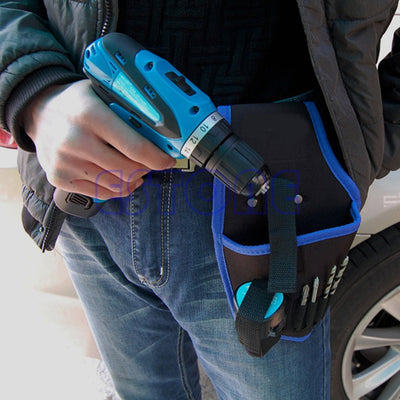 Portable Cordless Drill Holder Pouch - GeniusSo