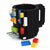 350ml Creative Build-on Brick Coffee Mug