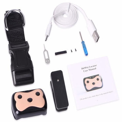 Pet Mini Waterproof GPS Tracker - for Dogs