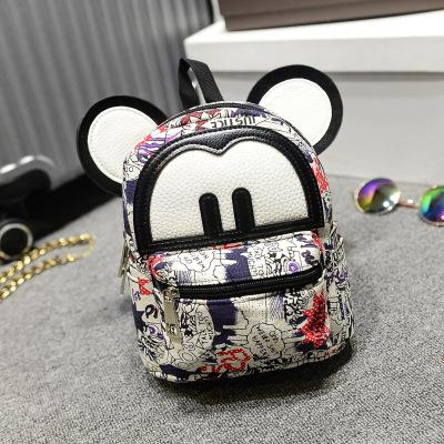 2018 Cartoon Small Female Backpack - GeniusSo