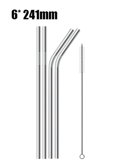 GeniusSo - Reusable drinking straw