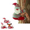 Christmas Curtain Buckle - Various Designs