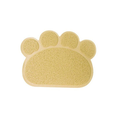 Paw Shaped Pet Mat