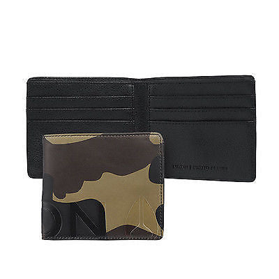 Nixon - Photo Album Bi-Fold Wallet - Woodland Camo-Magic Toast