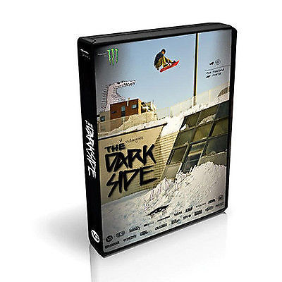 Videograss - VG The Darkside - Snowboarding DVD-Magic Toast