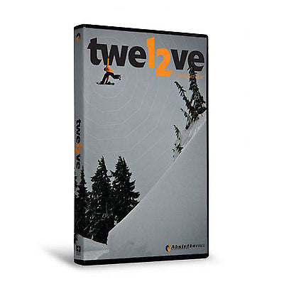 Absinthe Films - twe12ve (Twelve) - Snowboard DVD-Magic Toast