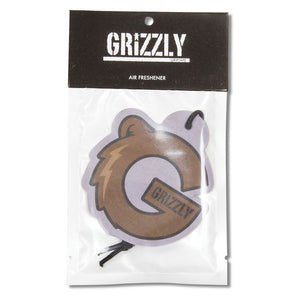 Grizzly - G Logo Air Freshener-Magic Toast