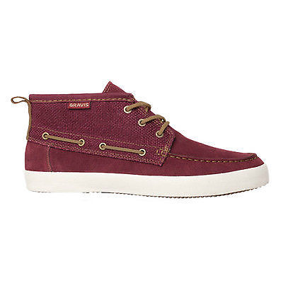 Gravis - Yachtmaster Mid Shoe - Port SALE-Magic Toast
