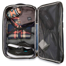 Dakine - Carry On Roller Holdall 40 Litre - Bozeman-Magic Toast